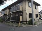 【BEFORE】 アパート外壁塗装工事